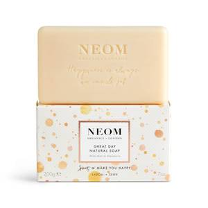 NEOM Great Day Natural Soap 200g