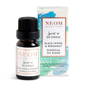 NEOM Black Pepper and Bergamot Essential Oil Blend 10ml