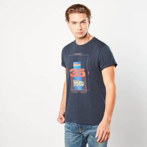 Camiseta Regreso al futuro Thirty Five - Unisex - Azul Marino