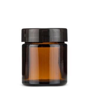 Amber Glass Jar 30g