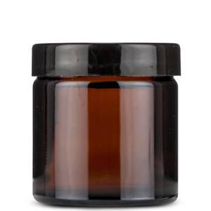 Amber Glass Jar 60g