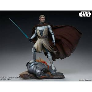 Sideshow Collectibles Star Wars Mythos Statue Obi-Wan Kenobi 45 cm