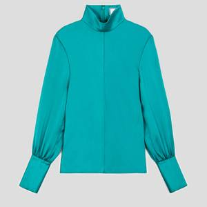 AMI Women's Long Sleeve Shirt - Green