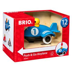 Brio Push & Go Airplane