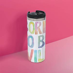 The Motivated Type Born To Be Wild Thermo Travel Mug