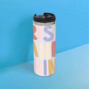 The Motivated Type Kids Rise And Shine Thermo Travel Mug
