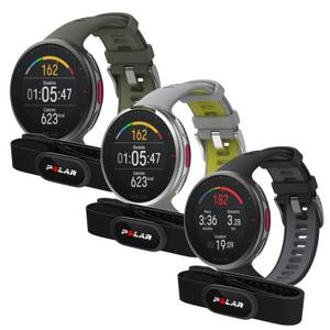 Polar Vantage V2 GPS Multisport Watch & H10 HRM Bundle