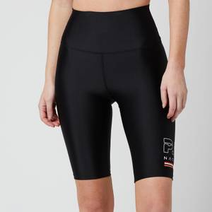 P.E Nation Women's Endurance Shorts - Black