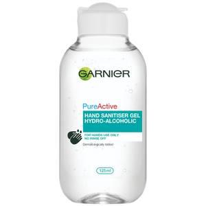 Garnier Pure Active Purifying Hydro Alcoholic Hand Sanitiser Gel 125ml