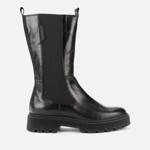 Kurt Geiger London Women's Stint Leather Chelsea Boots - Black