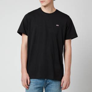Tommy Jeans Men's Classic Jersey T-Shirt - Black