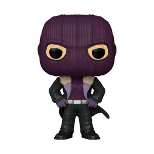 Marvel Falcon & Winter Soldier Zemo Pop! Vinyl Figur