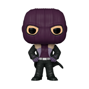 Marvel Falcon & Winter Soldier Zemo Pop! Vinyl