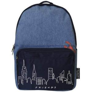 Friends Denim Lobster Backpack