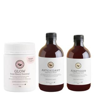 The Beauty Chef Glow, Antioxidant and Adaptogen Trio (Worth $166.00)