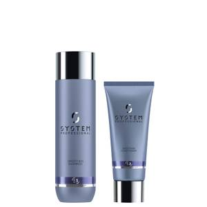 System Professional Smoothen Shampoo and Conditioner
