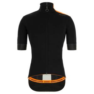 Santini Vega Multi Short Sleeve Jacket - Black