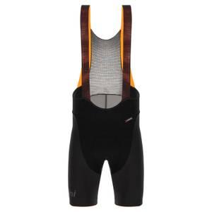 Santini Adapt Classics Bib Shorts - Black