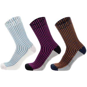 Santini Medium Profile Socks