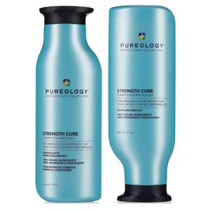 Pureology Strength Cure Shampoo and Conditioner Duo 2 x 266ml