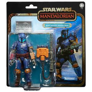 Hasbro Star Wars The Black Series The Mandalorian Heavy Infantry Mandalorian Action Figure