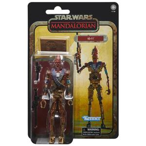 Hasbro Star Wars The Black Series The Mandalorian IG-11 Action Figure