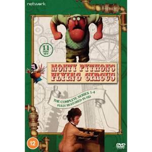 Monty Python's Flying Circus: Die komplette Staffel