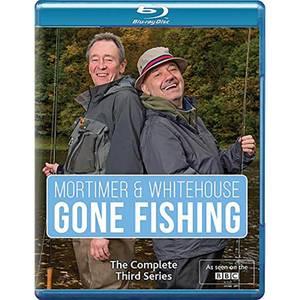 Mortimer & Whitehouse Gone Fishing: Series 3