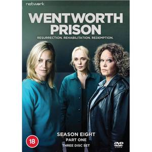 Wentworth Prison: Season 8 Part 1
