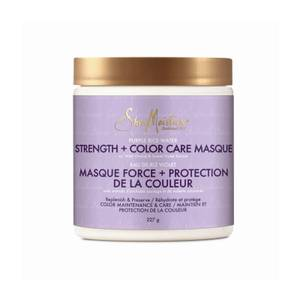 SheaMoisture Purple Rice Water Strength and Colour Care Masque 227g
