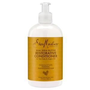 SheaMoisture Raw Shea Butter Restorative Conditioner 384ml