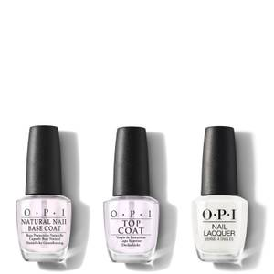 OPI Nail Lacquer Funny Bunny At-Home Manicure Bundle