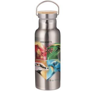 Harry Potter Chromatherapy Houses Portable Insulated Water Bottle - White