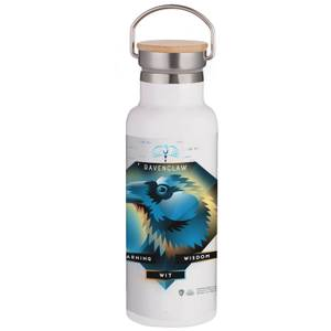 Harry Potter Ravenclaw Chromatherapy Portable Insulated Water Bottle - White