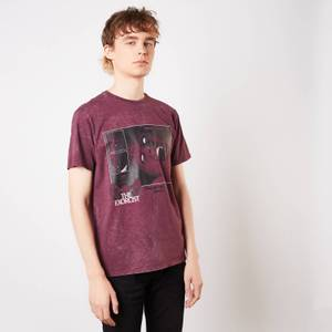The Exorcist Exorcism Unisex T-Shirt - Bordeaux Acid Wash