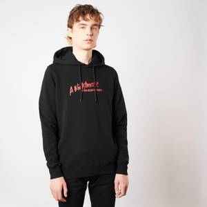 A Nightmare On Elm Street Knives For Fingers Unisex Hoodie - Black