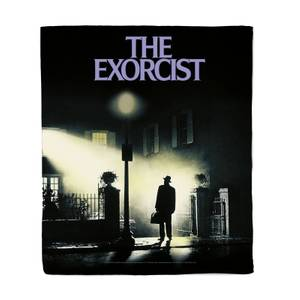 The Exorcist Classic Fleece Blanket