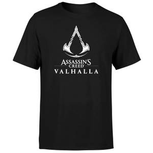 Assassins Creed Logo Unisex T-Shirt - Black