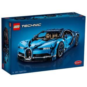 LEGO Technic: Bugatti Chiron Sports Race Car Model (42083)