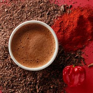 Chilli Dark Hot Chocolate - Single Serves