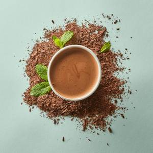 Dark with Mint Hot Chocolate - Single Serves