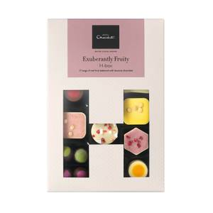 The Exuberantly Fruity H-Box
