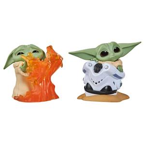 Hasbro Star Wars The Bounty Collection L'Enfant Cachette Casque et Voile Protecteur Pack de 2