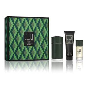 dunhill London Icon Racing Eau de Parfum, Shower Gel and Travel Spray Set (Worth £134.50)