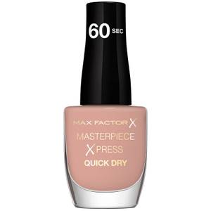 Max Factor Masterpiece X-Press Nail Polish - Nude'itude 203