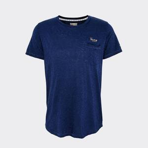 Tommy Jeans Women's Pocket Detail T-Shirt - Twilight Navy
