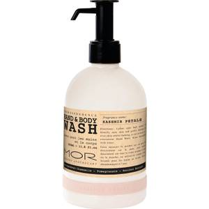 MOR Hand and Body Wash Kashmir Petals 350ml