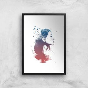 Open Your Mind Giclee Art Print