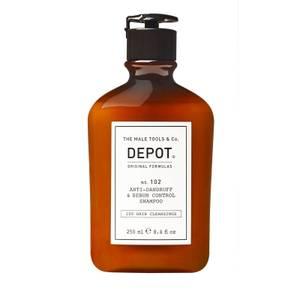 Depot No.102 Anti-Dandruff and Sebum Control Shampoo 250ml