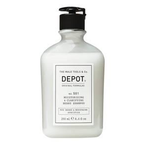 Depot No.501 Moisturising and Clarifying Beard Shampoo 250ml